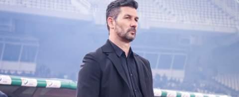 Με σκληρή γλώσσα μίλησε ο Ουζουνίδης στους ποδοσφαιριστές της ΑΕΚ