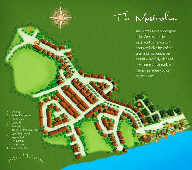 Naga City Cebu Real Estate Home Lot For Sale At The Mazari Cove By Paramount Property Ventures