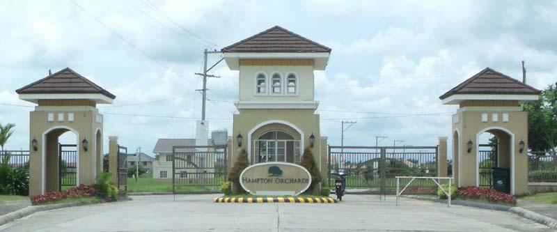 Bacolor Pampanga Real Estate Home Lot For Sale At Hampton