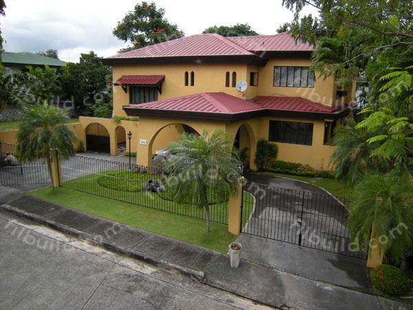 Real Estate Ayala Alabang Village House And Lot For Sale