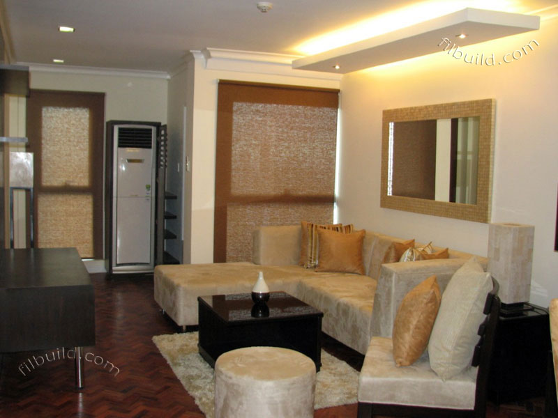 Real Estate Fully Furnished 2 Bedroom Condo For Sale At Ortigas Center Pasig City Philippines