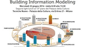MILANO: CONVEGNO SUL BIM, L'AGENDA DIGITALE DELLE COSTRUZIONI