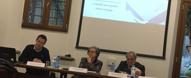 IL FONDO PREVEDI PROTAGONISTA AL CORSO CISL SULLA PREVIDENZA COMPLEMENTARE