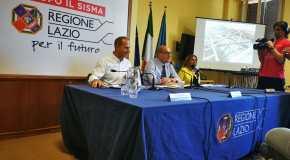 RICOSTRUZIONE POST-SISMA LAZIO, FIRMATO PROTOCOLLO PER LA LEGALITA' E LA SICUREZZA NEI CANTIERI