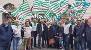 COSTRUZIONI, MANIFESTAZIONI DEI SINDACATI IN 100 PIAZZE ITALIANE
