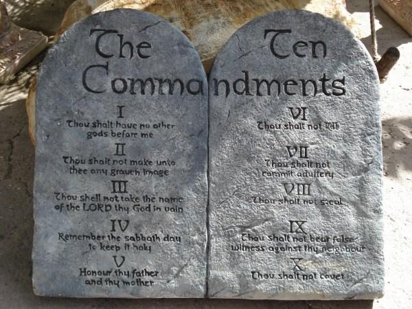 10 commandments # 59