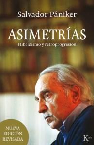 """Versión revisada de su libro """"Asimetrías"""" editada por Kairós."""