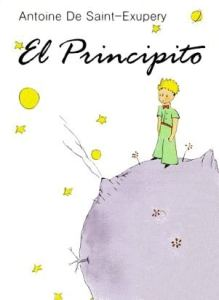 """El Principito"", de De Saint-Exupéry, publicada por la editorial Salamandra."