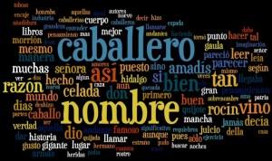 Etiquetas para Don Quijote. Diseño elaborado por Wikimedia Commons bajo licencia CC BY 3.0.