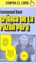 Crítica de la razón pura, de Kant, en versión manga de La Otra H.