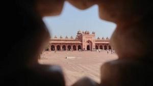 Fatehpur Sikri, la residencia que Akbar se ordenó construir y donde celebraba sus reuniones religiosas