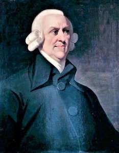 Adam Smith, 1723 - 1790. Economista político - Google Art Project.jpg / Galería Nacional de Escocia