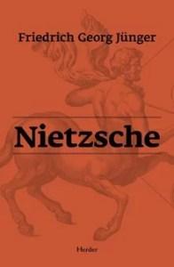 """Nietzsche"", de Friedrich Georg Jünger, publicado por Herder."