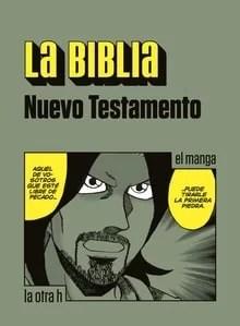 El Nuevo Testamento, el manga (Herder)