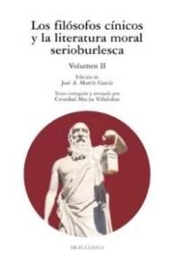 """Los filósofos cínicos, vol. 1"" (Editorial Akal)"