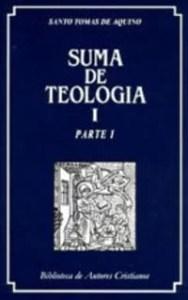 """""""Suma Teológica"""", de Tomás de Aquino (Biblioteca de autores cristianos)."""