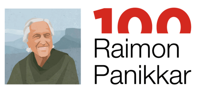 Imagen diseñada para el Año Panikkar y publicada en la web oficial del Simposio Iberoamericano Panikkar 100 años, que se ha celebrado en Bogotá (Colombia) los días 23 y 24 de octubre.