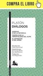 Diálogos, de Platón (Austral). En sus famosas obras, Platón colocó como protagonista a su maestro, Sócrates.