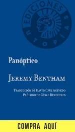 """""""El panóptico"""", Jeremy Bentham (Ediciones utopía)"""
