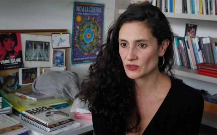 Laura Quintana. Foto: Marcela Becerra.