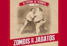 Fragmento del cartel del III Festival de Filosofía que se celebra en Madrid de enero a junio de este año.