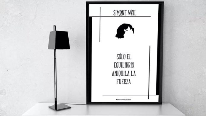 Simone Weil: filosofía de la compasión
