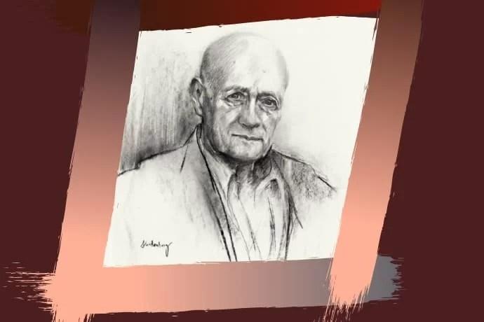 Fragmento de la portada del libro «Diálogos con Javier Muguerza. Paisajes para una exposición virtual», editado por el CSIC.