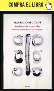 Senderos de iconicidad, de Mauricio Beuchot, en Herder.