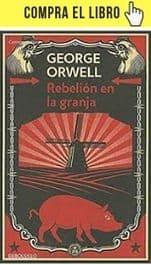 Rebelión en la granja, de George Orwell (DeBolsillo)