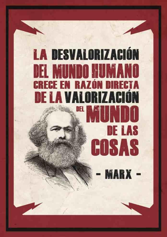 El valor del mundo para Marx