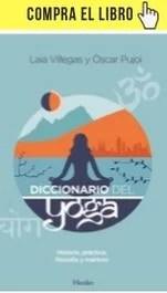 Diccionario del yoga, de Laia Villegas y Òscar Pujol (Herder).