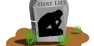 ¿Cómo mueren los filósofos? Simon Critchley recopila en «El libro de los filósofos muertos» casi 200 relatos sobre cómo los distintos pensadores acabaron sus días.