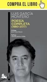 Poesía completa (1980-2017), de García Montero (Austral).