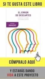 El error de Descartes, de Antonio Damasio (Booket)