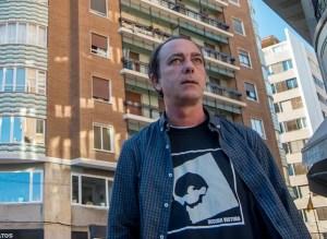 Francisco Martorell Campos retratado por Liberto Peiró. Foto por cortesía del autor.