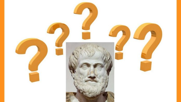 5 grandes preguntas que se hizo Aristóteles