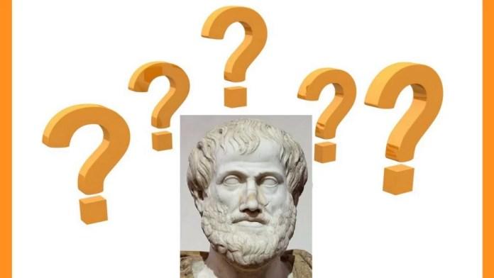 Aristóteles hace una afirmación general: el fin último de todos los hombres es lograr la felicidad. Y dedica todo un libro, su «Ética a Nicómaco», a ese tema.