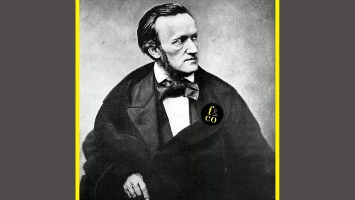 Richard Wagner (1813-1883), compositor muy emparentado con el pensamiento de Arthur Schopenhauer (1788-1860), a quien tuvo por maestro y en cuyas convicciones se inspiraron varias de sus óperas.