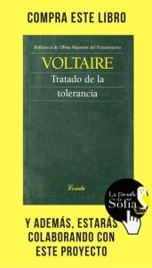 Tratado de la tolerancia, de Voltaire (Losada).