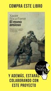 El mono ansioso, de Roca-Ferrer (Arpa).