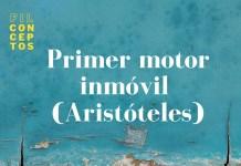 imagen Filco+ FilConceptos podcast - primer motor aristotélico
