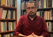 El mexicano Gerardo Ávalos, doctor en Ciencia política.