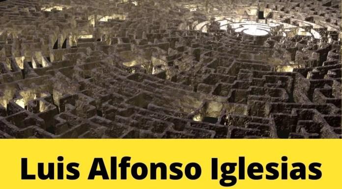 Retos 2021: Luis Alfonso Iglesias