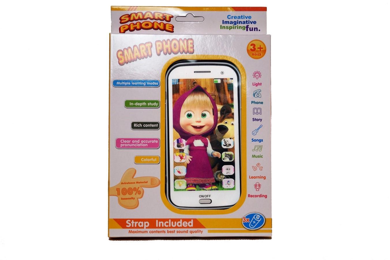 Tani smartfon zabawka dla dziecka
