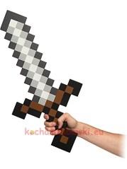 Miecz żelazny Minecraft