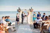 beach ceremony in key west