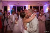 first dance at marquesa room at hyatt in key west