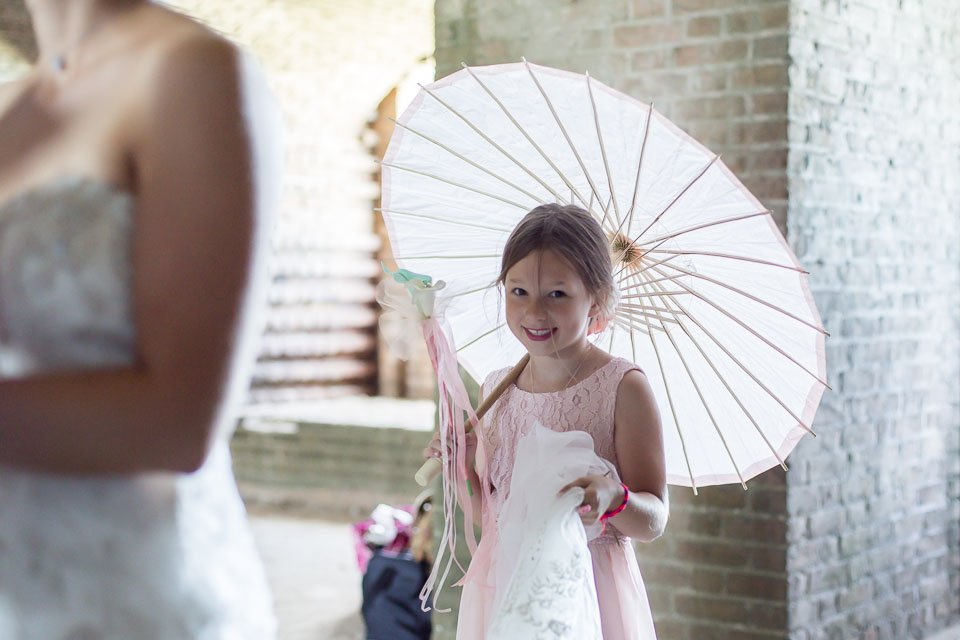 fort jefferson wedding photograph