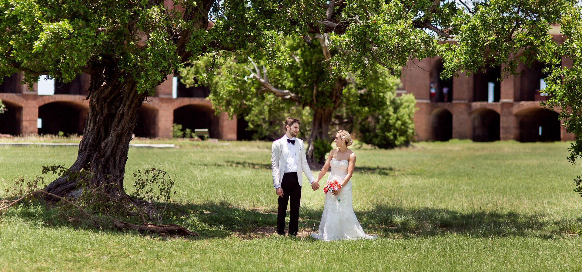 fort jefferson dry tortugas wedding photographer