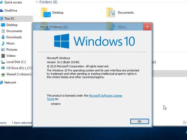 [Tutorial] Get Aero Glass in Windows 10